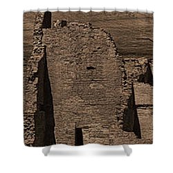 Shower Curtain featuring the photograph Rememberance by Anne Rodkin