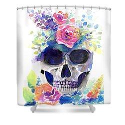 Rememberance Shower Curtain by Arleana Holtzmann
