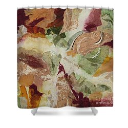 Renaissance Shower Curtain by Deborah Ronglien