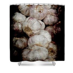 Renaissance Garlic Shower Curtain