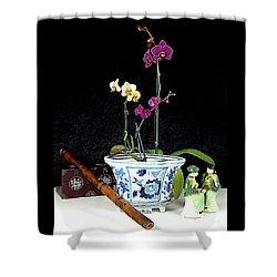 Rendezvous Shower Curtain