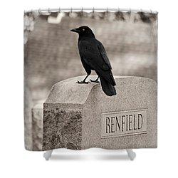 Renfield Shower Curtain