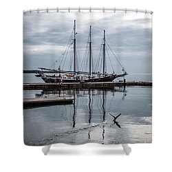 Rent Reflection Shower Curtain