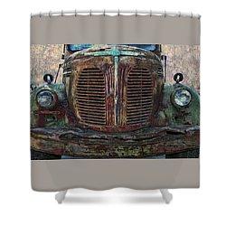 Reo Speedwagon - 2 Shower Curtain