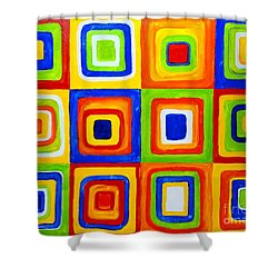 Repeat Shower Curtain