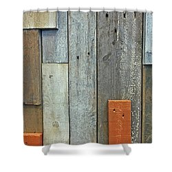 Repurposed Shower Curtain
