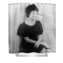 Reri Grist (1932- ) Shower Curtain by Granger