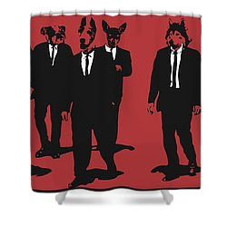 Reservoir Degs Shower Curtain