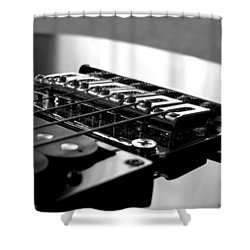 Resonance 2 Shower Curtain