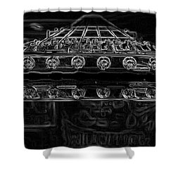 Resonate Shower Curtain