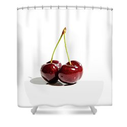 Resplendent Still Life Shower Curtain