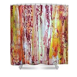 Restless Beauty Shower Curtain