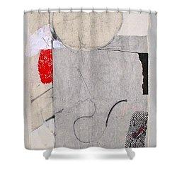 Retro Feel Shower Curtain by Cliff Spohn