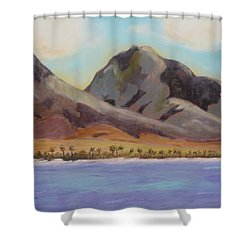 Return To Maui Shower Curtain