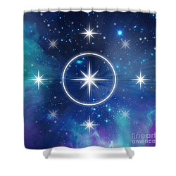 Return Within Shower Curtain