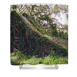 Returning To Nature Shower Curtain