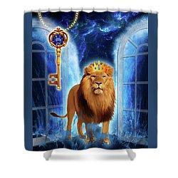 Revelation Gate Shower Curtain