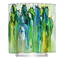 Revive Shower Curtain