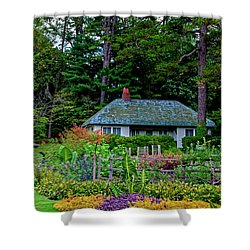 Reynolda Gardens Shower Curtain