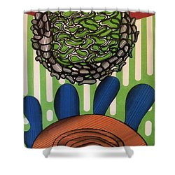 Rfb0104 Shower Curtain