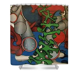 Rfb0107 Shower Curtain
