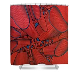 Rfb0117 Shower Curtain