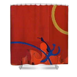Rfb0118 Shower Curtain
