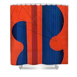 Rfb0120 Shower Curtain