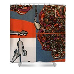 Rfb0123 Shower Curtain