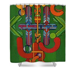 Rfb0127 Shower Curtain
