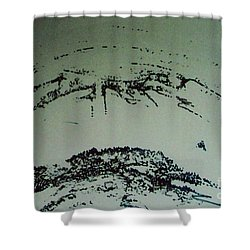 Rfb0210-2 Shower Curtain
