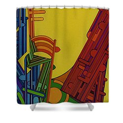 Rfb0303 Shower Curtain