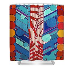 Rfb0304 Shower Curtain