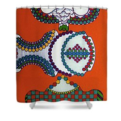 Rfb0402 Shower Curtain