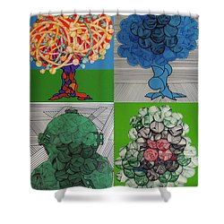 Rfb0502-0505 Shower Curtain