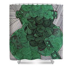 Rfb0502 Shower Curtain