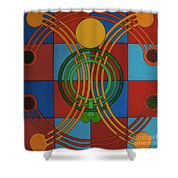 Rfb0705 Shower Curtain