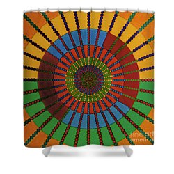 Rfb0707 Shower Curtain