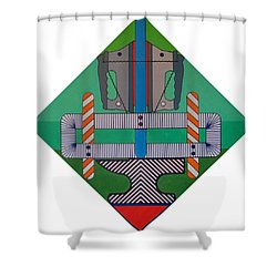 Rfb0900 Shower Curtain