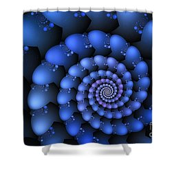 Rhythm Of The Night Shower Curtain