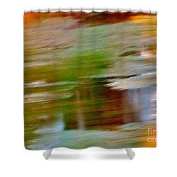 Rice Lake Shower Curtain