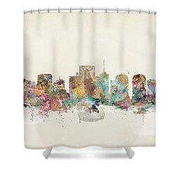 Richmond Virginia Shower Curtain