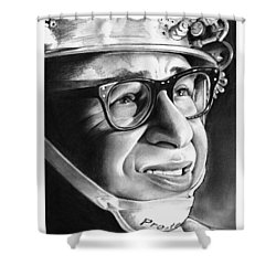 Rick Moranis Shower Curtain