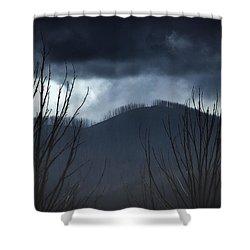 Ridgeline Shower Curtain