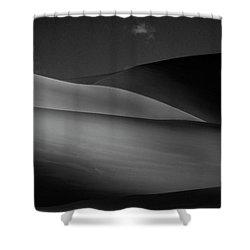 Ridges Shower Curtain by Brian Duram