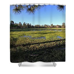 Rim Glade Shower Curtain