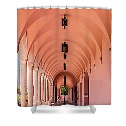 Ringling Museum Fl Shower Curtain
