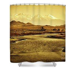 Rio Grande Colorado Shower Curtain
