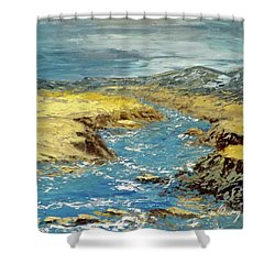 Rio Grande Wild Shower Curtain