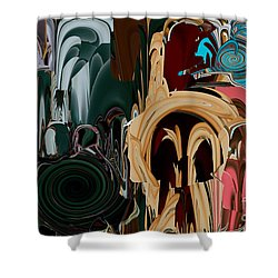 Rio Shower Curtain